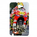 Valentino Rossi Signature - Samsung Galaxy Note Case