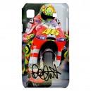 Valentino Rossi Signature - Samsung Galaxy S i9000 Case