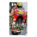 Valentino Rossi Signature - Motorola Droid X / X2 Case