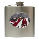 The Who - 6oz Hip Flask
