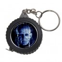 Hellraiser Pinhead -  Measuring Tape Keyring
