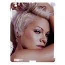 Pink AKA Alecia Moore - Apple iPad 3 Case (Fully Compatible with Smart Cover)