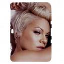 "Pink AKA Alecia Moore - Samsung Galaxy Tab 8.9"" P7300 Case"