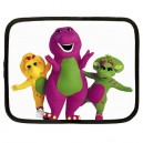 "Barney - 15"" Netbook/Laptop case"