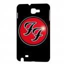 The Foo Fighters - Samsung Galaxy Note Case