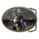 Iron Maiden Eddie - Belt Buckle