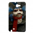 Labyrinth The Worm - Samsung Galaxy Note Case