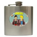 Beavis And Butthead - 6oz Hip Flask