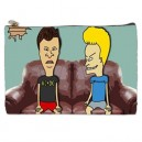 Beavis And Butthead - Large Cosmetic Bag