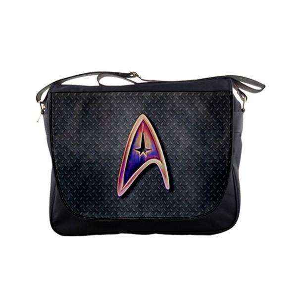 Star Trek Messenger Bag Stars On Stuff