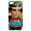 StingRay Troy Tempest - Apple iPhone 5 IOS-6 Case