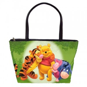 Winnie The Pooh Classic Shoulder Bag
