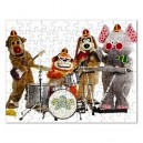 The Banana Splits - 110 Piece Jigsaw Puzzle
