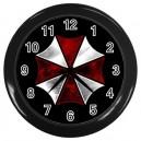 Resident Evil Umbrella Corp - Wall Clock