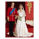 William and Kate Royal Wedding - 110 Piece Jigsaw Puzzle