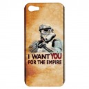 Star Wars Stormtrooper - Apple iPhone 5 IOS-6 Case