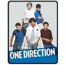 One Direction - Medium Throw Fleece Blanket