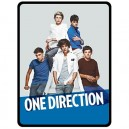 One Direction - Large Throw Fleece Blanket