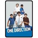 One Direction - Large Throw Fleece Blanket