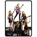 Girls Aloud - Large Throw Fleece Blanket