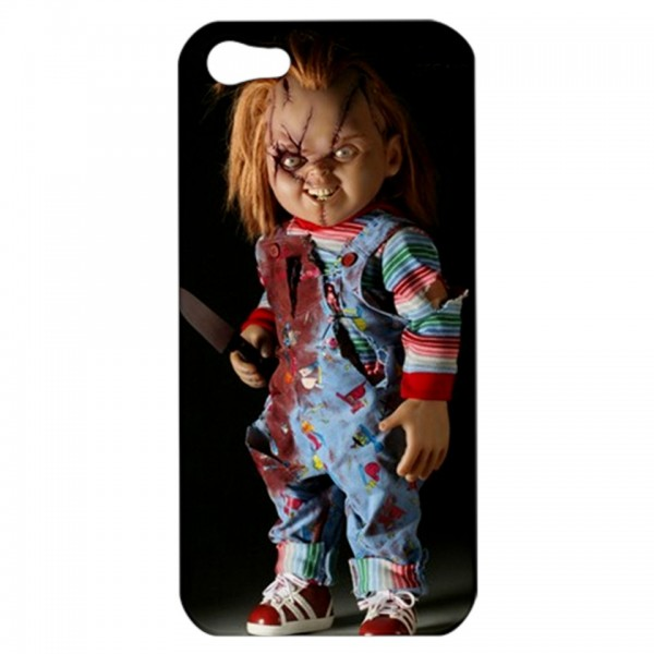 Chucky Childs Play - Apple iPhone 5 IOS-6 Case - Stars On Stuff