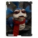 Labyrinth The Worm - Apple iPad 3 Case (Fully Compatible with Smart Cover)