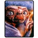 ET The Extra Terrestrial - Medium Throw Fleece Blanket