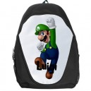 Super Mario Bros Luigi - Rucksack/Backpack