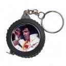 Elvis Presley Aloha -  Measuring Tape Keyring