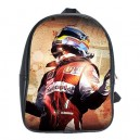 Fernando Alonso - School Bag (Medium)