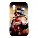 Fernando Alonso - Samsung Galaxy Ace S5830 Case
