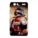Fernando Alonso - Motorola Droid Razr XT912 Case
