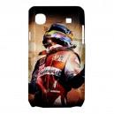 Fernando Alonso - Samsung Galaxy SL i9003 Case