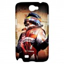 Fernando Alonso - Samsung Galaxy Note 2 Case