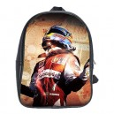 Fernando Alonso - School Bag (Large)