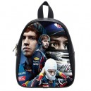Sebastian Vettel - School Bag (Small)