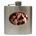 Charmed - 6oz Hip Flask