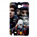 Sebastian Vettel - Samsung Galaxy Note Case