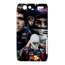 Sebastian Vettel - Motorola Droid Razr XT912 Case