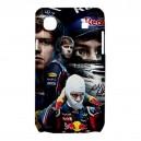 Sebastian Vettel - Samsung Galaxy SL i9003 Case