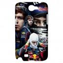 Sebastian Vettel - Samsung Galaxy Note 2 Case