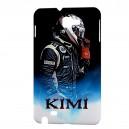 Kimi Raikkonen - Samsung Galaxy Note Case