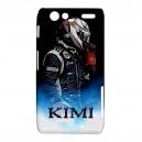 Kimi Raikkonen - Motorola Droid Razr XT912 Case