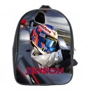 Jenson Button - School Bag (Medium)