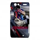 Jenson Button - Motorola Droid Razr XT912 Case