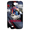 Jenson Button - Samsung Galaxy Note 2 Case