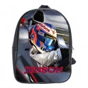 Jenson Button - School Bag (Large)