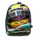 Lewis Hamilton - School Bag (Medium)