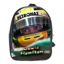 Lewis Hamilton - School Bag (Large)