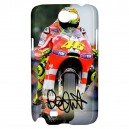 Valentino Rossi Signature - Samsung Galaxy Note 2 Case